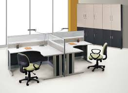 Cool Office Desk by Chic Mobile Office Car Desk Workstations Merax L Shapped Desk