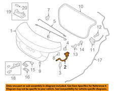trunk lids u0026 parts for hyundai elantra ebay