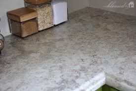 Laminated Countertops - beautiful laminate countertop with undermount sink