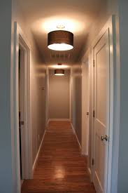 Pendant Lights For Hallways Highly Regarded Drum Shade Pendant Ls As Inspiring Midcentury