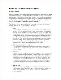 Business Proposal Letter Template Business Proposal Writting Services