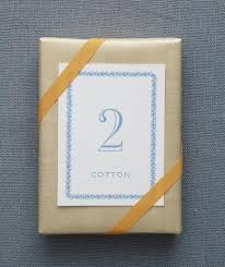 wedding anniversary gifts for him the 25 best second anniversary gift ideas on cotton