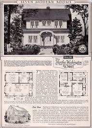 dutch colonial house plans martha washington dutch colonial revival kit house plan 1923