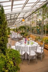wedding reception venues denver a stunning in the orangery at denver botanic gardens