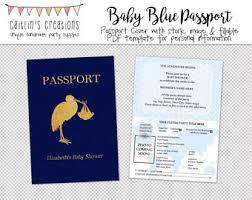 passport template etsy