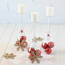 wine glass christmas ornaments 12 diy wine glass christmas decorations the bright ideas