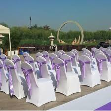 party chair covers 1 polyester spandex dining chair covers for wedding