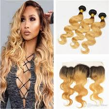 ombre hair weave african american 8a ombre hair extensions 1b 27 honey blonde ombre human hair with