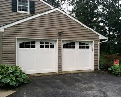 symphony series quality crafted vinyl garage doors artisan