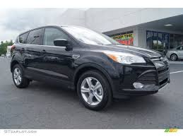 Ford Escape 2013 - 2013 tuxedo black metallic ford escape se 1 6l ecoboost 66207710