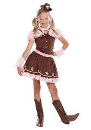 Kids Cowgirl Halloween Costume Cowgirl Costume Girls Halloween Wikii