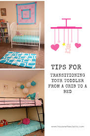 How Big Is A Crib Mattress by Tips For Transitioning Your Toddler From A Crib To A Bed