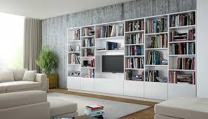 bibliothek wohnzimmer regal fuer die bibliothek wohnzimmer meine möbelmanufaktur