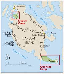 Map Of San Juan Islands Burke Blog