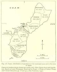 Zip Code Map San Francisco by Guam Municipalities