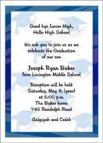8th grade graduation invitations wording ideas and sles for 8th grade middle school and jr