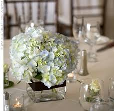 hydrangea centerpiece hydrangea centerpiece in pembroke ma candy jar and designs in bloom