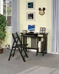 High Quality Computer Desk Modern Workstation With Reversible Pink Black Desk Top By Office