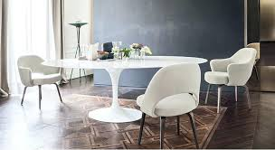 saarinen oval dining table used saarinen dining table medium size of pedestal table table chairs