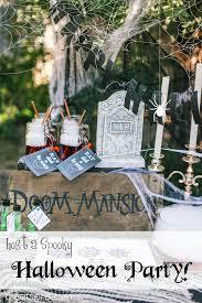 halloween fun haunted halloween party ideas