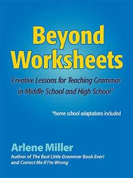 amazon com beyond worksheets creative lessons for teaching