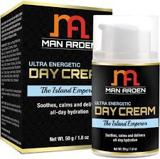 man arden ultra energetic day face cream the island emperor price