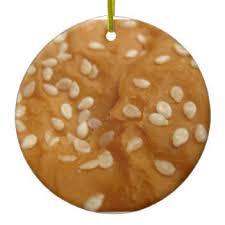 bun ornaments keepsake ornaments zazzle