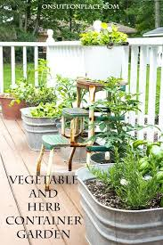 Vegetable Gardening In Pots by 120 Best Garden Love Images On Pinterest Gardening Plants And
