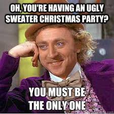 Christmas Sweater Meme - dubb s pub home facebook