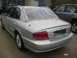 2003 hyundai sonata specs 2003 hyundai sonata 2 7 v6 gls car photo and specs