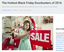 my macy u0027s black friday doorbuster deals 2016 u0026 shopko black friday 2016 ad scan