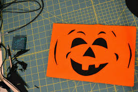 the professor u0027s blog diy halloween trick or treat bucket from