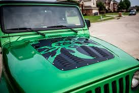 jeep louvers poison spyder customs jeep wrangler 2003 2006 louver