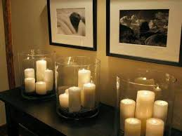 home decor with candles candles home decor or by need a big vase for living room candles