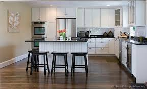 Kitchens Ideas With White Cabinets Brilliant Modern Kitchen With White Cabinets And Best 25 Modern