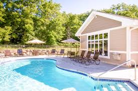 woodsview pool house angus young associates