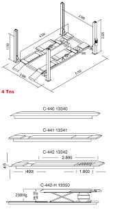 class 7 mot bay dimensions mot atl lifts cascos uk garage lift equipment lifts