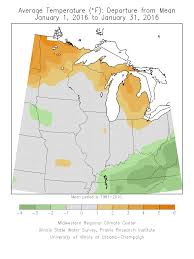 Normal Illinois Map by Hydroclim Minnesota For Early February 2016 Minnesota Dnr