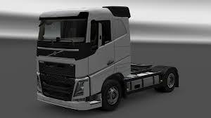 volvo latest truck image volvo fh16 sunlight silver jpg truck simulator wiki