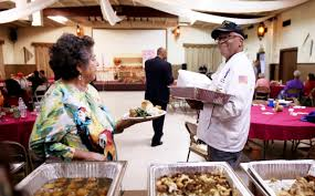 non profit hosts thanksgiving dinner at vfw in west covina san