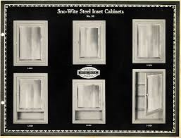 1920 bathroom medicine cabinet a complete 1925 catalog of recessed soap dishes towel bars and