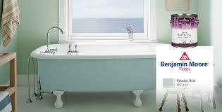 Benjamin Moore Palladian Blue Bathroom Bathroom Paint Redefined Fairfield Paints