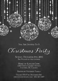 Christmas Party Invitations With Rsvp Cards - elegant christmas party invitations marialonghi com