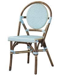 cottage paris bistro side chair
