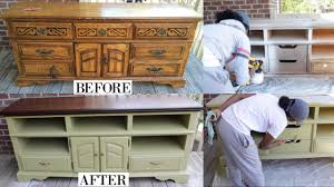 Old Furniture Makeovers Diy How To Slay A Furniture Makeover Youtube
