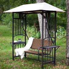 Patio Glider Bench Outdoor Patio Glider Canopy