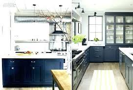 dark navy kitchen cabinets dark navy blue kitchen cabinets decor and best for cabinet white a