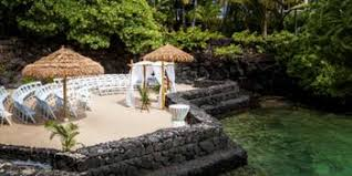 inexpensive wedding venues island compare prices for top wedding venues in hawaii big island hawaii