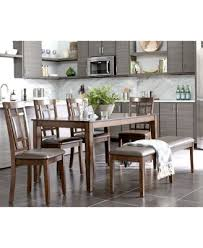 kitchen furniture set delran 7 dining room furniture set created for macy s