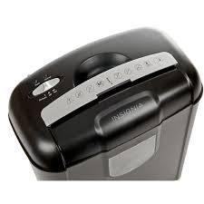 Best Home Office Shredder Insignia 6 Sheet Cross Cut Shredder Ns Ps06cc Shredders Best